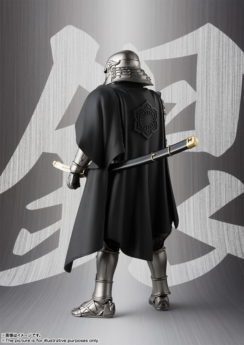 STAR WARS Movie Realization - ASHIGARU DAISHO CAPTAIN PHASMA Sw_mr_item02_img02