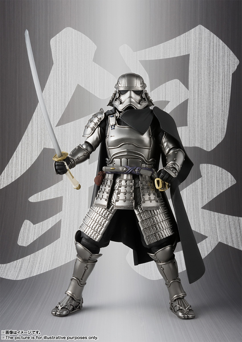 STAR WARS Movie Realization - ASHIGARU DAISHO CAPTAIN PHASMA Sw_mr_item02_img04