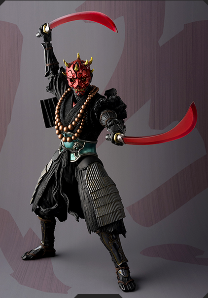 Darth Maul x Samurai