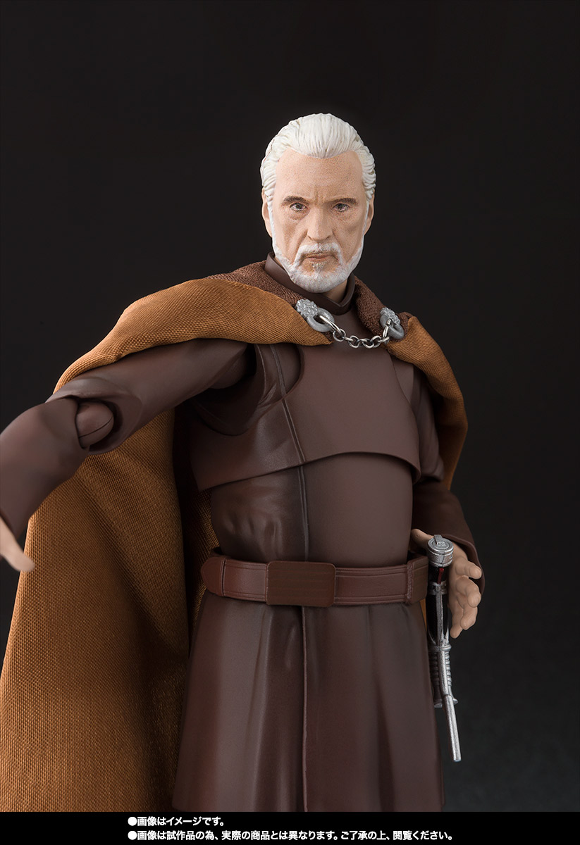 STAR WARS S.H.Figuarts - COUNT DOOKU - EpIII: ROTS Sw_shf_item02
