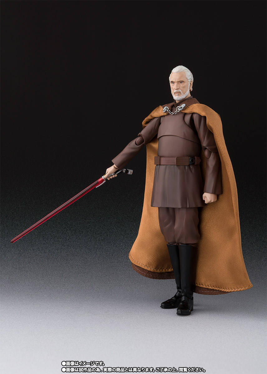 STAR WARS S.H.Figuarts - COUNT DOOKU - EpIII: ROTS Sw_shf_item03