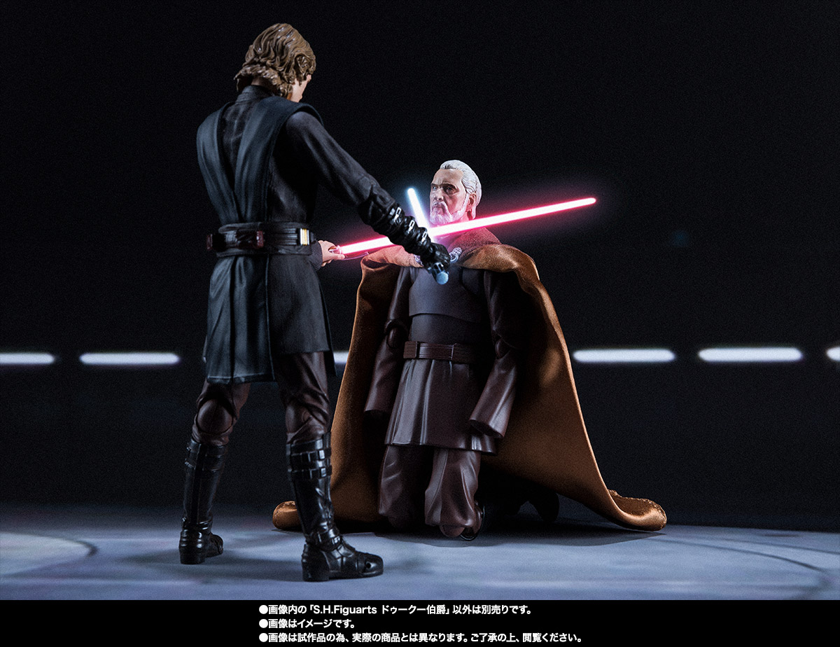 STAR WARS S.H.Figuarts - COUNT DOOKU - EpIII: ROTS Sw_shf_item06