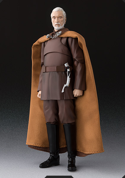 STAR WARS S.H.Figuarts - COUNT DOOKU - EpIII: ROTS Sw_shf_item_main