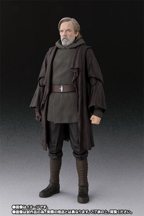 STAR WARS S.H.Figuarts - LUKE SKYWALKER  - The Last Jedi Sw_shf_item01