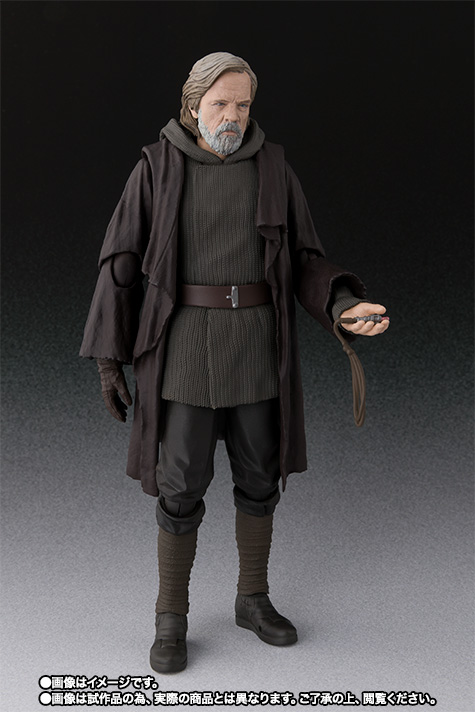 STAR WARS S.H.Figuarts - LUKE SKYWALKER  - The Last Jedi Sw_shf_item02