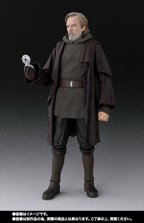STAR WARS S.H.Figuarts - LUKE SKYWALKER  - The Last Jedi Sw_shf_item03
