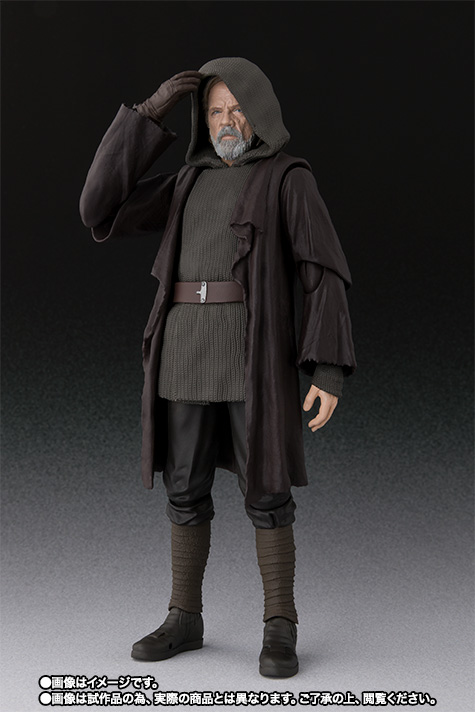 STAR WARS S.H.Figuarts - LUKE SKYWALKER  - The Last Jedi Sw_shf_item04