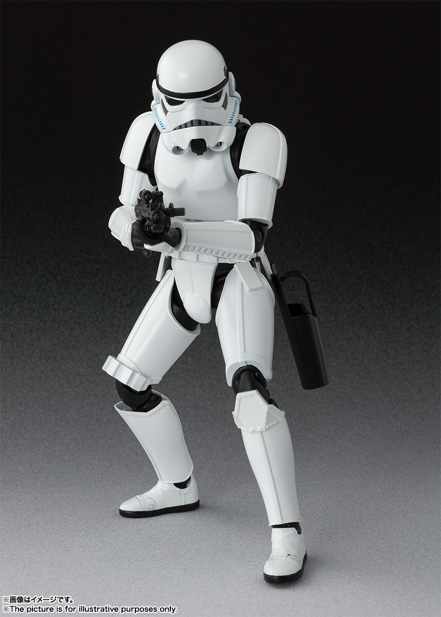 STAR WARS S.H.Figuarts - STORMTROOPER V3 - A New Hope Sw_shf_item01