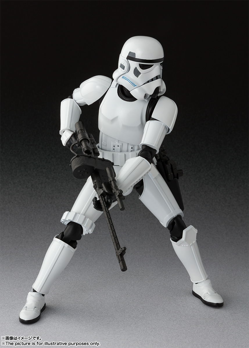 STAR WARS S.H.Figuarts - STORMTROOPER V3 - A New Hope Sw_shf_item03