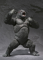 S.H.MonsterArts KING KONG The 8th Wonder of the World