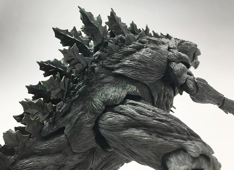 S.H.MonsterArts ゴジラ(2017)